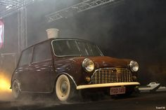 Welcome to the MINI Owners Club - One of the largest and fastest growing MINI communities in the World! We welcome you to share your MINI related pictures & adventures. Old Mini Cooper, Rover Mini Cooper, Mini Cooper Classic, Cooper Car, Classic Mini, Classic Cars, Ferrari, Lamborghini, Mini Clubman