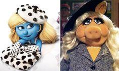 Smurfette | Miss Piggy ?