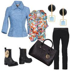 Eleganza in stivaletti  outfit donna Urban per ufficio  bb444bdf202