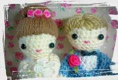 for a special bride and groom