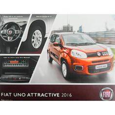 Fiat Palio Adventure 2016. Catálogo Original.