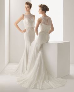 SOFT BY Rosa Clara COLLECTION 2014 Style URIEL