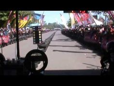 Drag Bike Malang - Bracket 9 Detik - Dery Agus #39 VS John PK #45