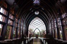 我没有任何宗教,我只是很爱教堂的美!