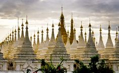 Mandalay is the second largest city in Myanmar. It is known for as an education, health, and commercial center.
