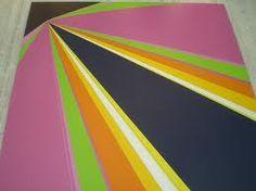 Oeuvre de Rita Letendre, une des signataires du refus global Abstract, Canadian Artists