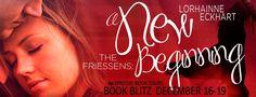 Writer In Progress: BOOK BLITZ: A New Beginning - Lorhainne Eckhart + Giveaway ($100 Amazon GC + 3 Audiobooks!)