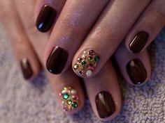 ☆春の新作♬クリスチャン・ルブタンのバックコレクション風に☆ の画像 パリのネイルサロン Bijoux nails Paris
