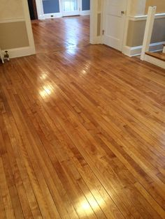 Central Mass Hardwood Refinished Some Beautiful Old Maple Floors In Framingham MA We