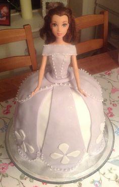 Princess sofia the first cake for my big girl