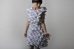 amila HRUSTIC: Plato's Collection (Milan Senic (Dresses construction), Irfan Redzovic (Photography), Lana Pasic (Model))