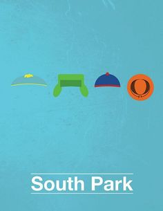 #SouthPark poster