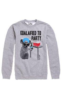 koalafied to party