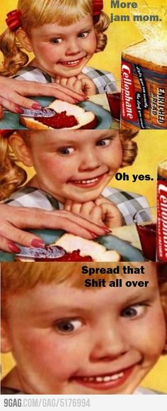 bahahahha this is Cam with Nutella!