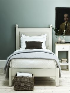 Neptune Chichester Single Bed with Low Footboard