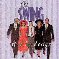 Five By Design vocal jazz group