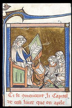 Detail, Sloane 1977, Fol 048r, Life of Christ; Surgical procedures, 1301-1325, by Roger Frugard of Parma; gardecorpe
