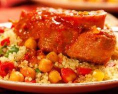 Couscous de veau garni pour calories saines : http://www.fourchette-et-bikini.fr/recettes/recettes-minceur/couscous-de-veau-garni-pour-calories-saines.html