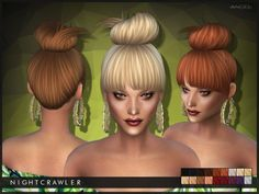 The Sims Resource: Nightcrawler – No Angel • Sims 4 Downloads