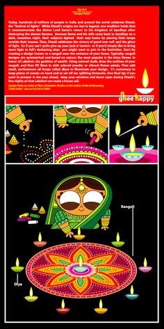 Simple Explanation of Diwali by Sanjay Patel