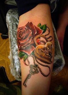 key tattoo tumblr - Buscar con Google