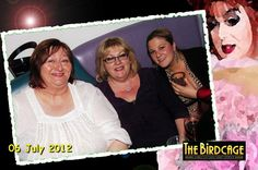 6th & 7th July 2012 at The Birdcage Manchester