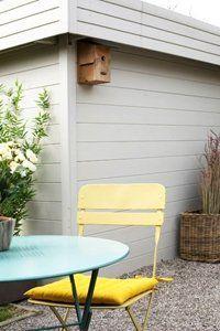 Hoe schilder je jouw tuinhuis? Outdoor Furniture Sets, Outdoor Decor, Home Decor, Gardens, Decoration Home, Room Decor, Home Interior Design, Home Decoration, Interior Design