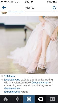 Bride With shoes on while sitting & lifting wedding dress: with or without flower in hand
