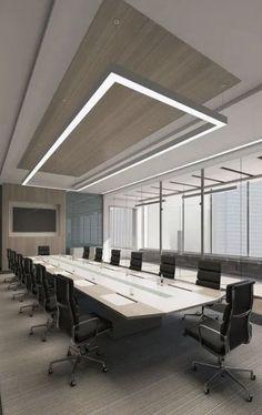 Corporate Office Design, Modern Office Design, Office Interior Design, Office Interiors, Office Designs, Corporate Interiors, Contemporary Office, Office Ceiling Design, Interior Modern