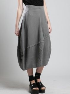 TENCEL BALLOON SKIRT Syngman Cucala
