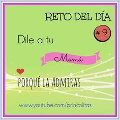 Reto del día #9  #propositos2015  #mamá