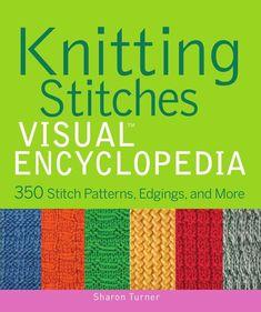 Knitting stitches visual encyclopedia by Doina Ilie - issuu