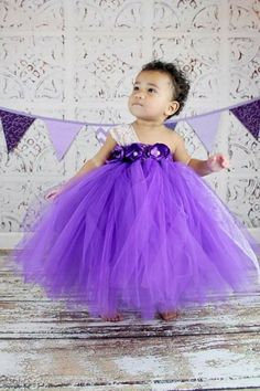 Items similar to Beautiful Purple Flower Girl Tutu Dress with Lace accents and Handmade singed satin roses any color available on Etsy Girls Tutu Dresses, Tutus For Girls, Little Girl Dresses, Purple Flower Girls, Flower Girl Tutu, Flower Girl Dresses, Pink Colour Dress, Baby Girl Princess, Satin Roses