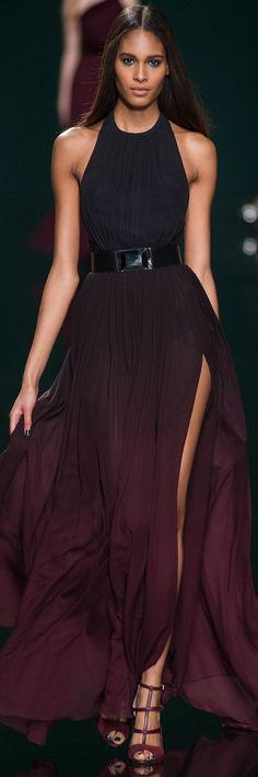 Elie Saab RTW F/W 2014-2015 - Dress - Haute Couture - Vestido- Alta Costura