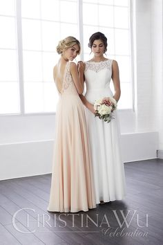 4ac87a0286 Bridesmaid Dress 22813 by Christina Wu Celebration - Search our photo  gallery for pictures of wedding bridesmaids by Christina Wu Celebration.