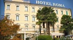 Hotel Terme Roma Abano Terme Hotel Terme Roma is located in central Abano Terme, at the start of a traffic-free area near Piazza della Repubblica. It offers a free thermal spa with 3 naturally heated pools and a gym. Free Wi-Fi is available throughout.