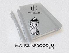 Moleskine Doodles 2013 on Behance