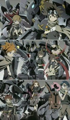 Digimon Adventures Anime 2015 Release Date Confirmed As New Dark Digivolutions Hinted In Leaked Concept Art For The Show! Me Anime, Anime Kawaii, Anime Manga, Anime Art, Digimon Adventure Tri, Digimon Wallpaper, Digimon Frontier, Digimon Tamers, Digimon Digital Monsters