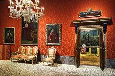 contessanally: Venice: Palazzo Mocenigo – the re-styling of a museum.
