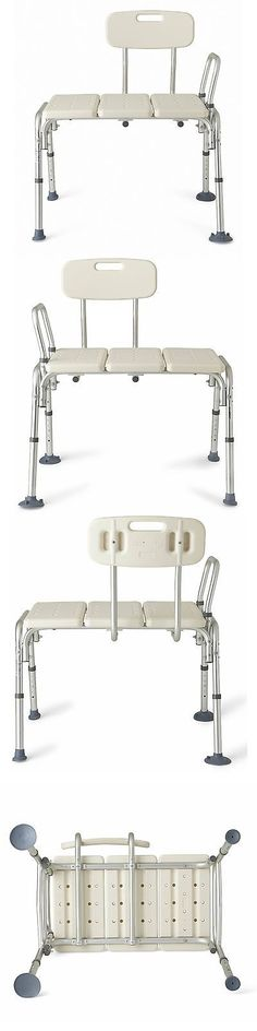 Transfer Boards and Benches: Transfer Bench Home Health Care Products Equipment Supplies Shower Chair Bathtub -> BUY IT NOW ONLY: $97.95 on eBay!