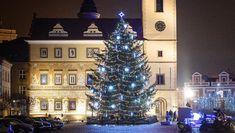 Christmas in Czechia - Mladá Boleslav Christmas Tree, Holiday Decor, Home Decor, Homemade Home Decor, Xmas Tree, Xmas Trees, Decoration Home, Christmas Trees, Interior Decorating