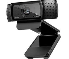 Logitech HD Pro C920 WebCam Full HD 1080p con Autofocus e Microfono