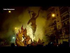 ▶ Valencia está en Fallas - YouTube