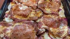 """Takiej karkówki jeszcze nie jedliście – """"Cygan w Rondlu"""" zachwyci nawet . Hungarian Cuisine, Hungarian Recipes, Easy Cooking, Cooking Recipes, Kebab, Czech Recipes, Pork Dishes, Pork Recipes, Food Inspiration"""