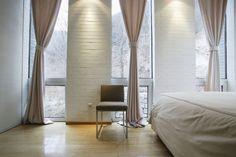 Cortinas para quartos de casal