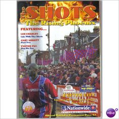 Aldershot v Exeter City 11.11.2003 Conference Non League Football Programme Sale