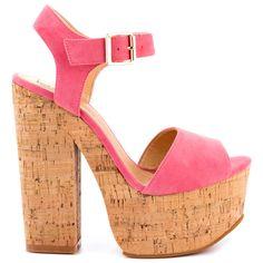 Ver Mont heels Coral brand heels Luichiny |Heels|
