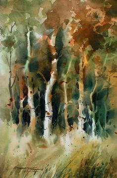 Nearing Autumn - Sterling Edwards / Artist