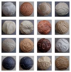 Art Jewelry Elements: From the Ceramic Bead Maker's Studio, Part I: Clay & Clay Bodies (a great article on different types of ceramic clays)