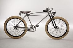 Custom 1935 Ward Hawthorne Duralium Bicycle